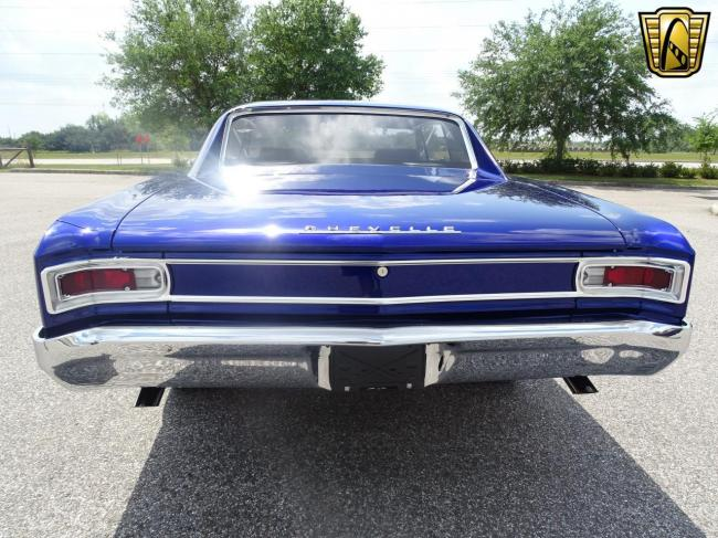 1966 Chevrolet Malibu - Malibu (40)