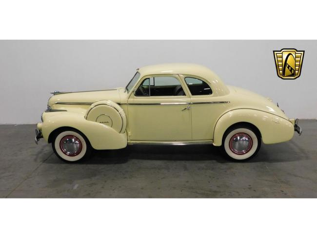 1940 Buick 2-Dr Coupe - Manual (1)