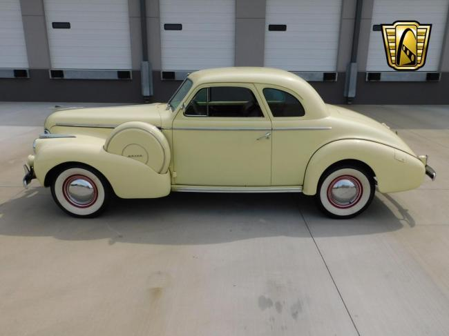 1940 Buick 2-Dr Coupe - Buick (2)