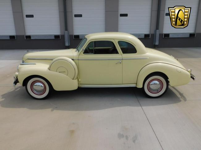 1940 Buick 2-Dr Coupe - Manual (3)