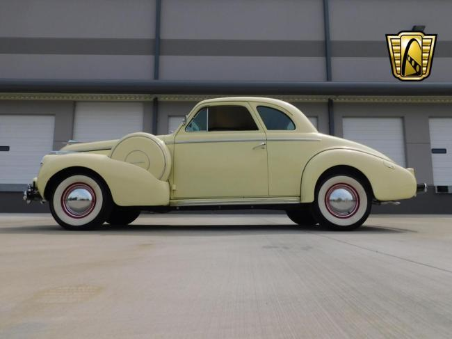 1940 Buick 2-Dr Coupe - Manual (4)