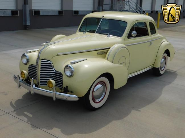 1940 Buick 2-Dr Coupe - 2-Dr Coupe (5)