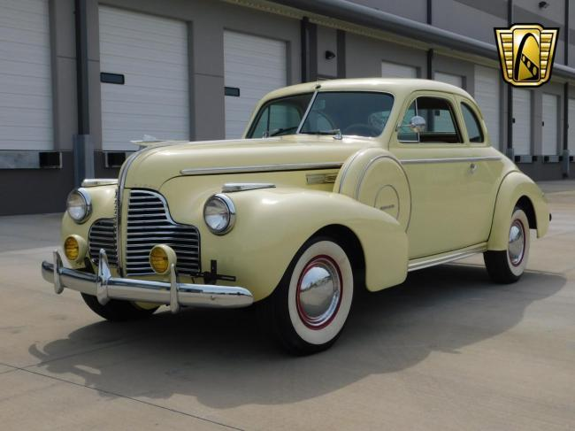 1940 Buick 2-Dr Coupe - Manual (6)