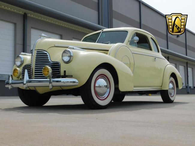 1940 Buick 2-Dr Coupe - 1940 (7)