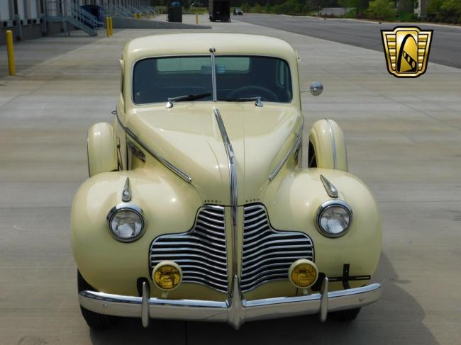 1940 Buick 2-Dr Coupe - Buick (8)