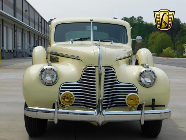1940 Buick 2-Dr Coupe - Manual (9)