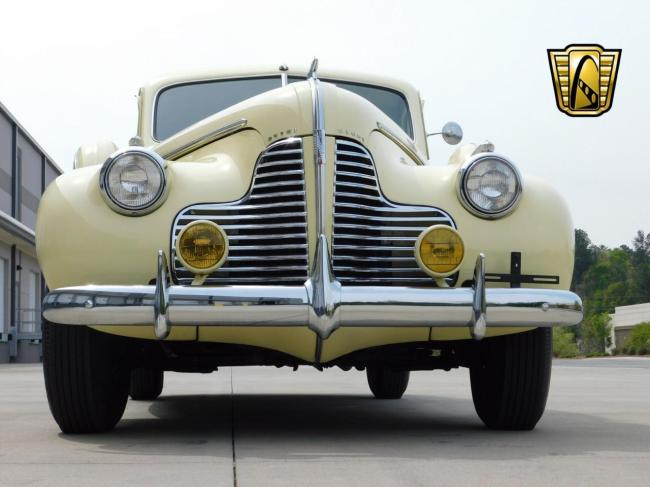 1940 Buick 2-Dr Coupe - Buick (10)