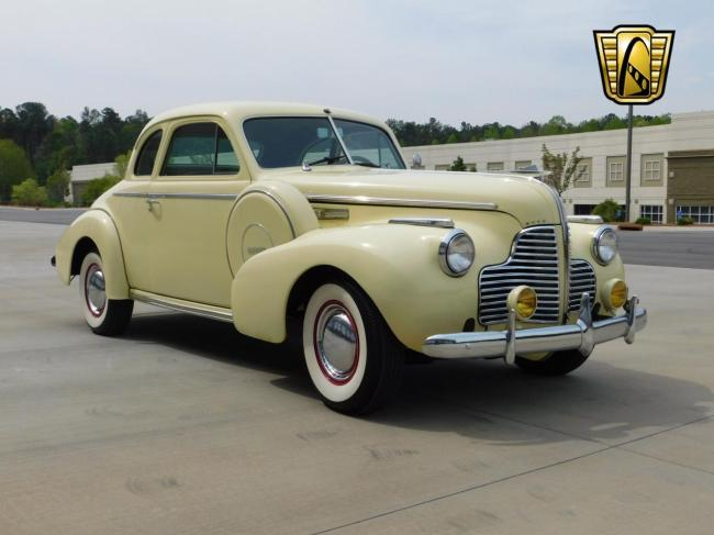 1940 Buick 2-Dr Coupe - Manual (11)