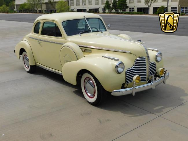 1940 Buick 2-Dr Coupe - 2-Dr Coupe (12)