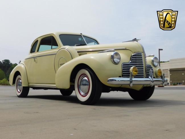 1940 Buick 2-Dr Coupe - 1940 (13)