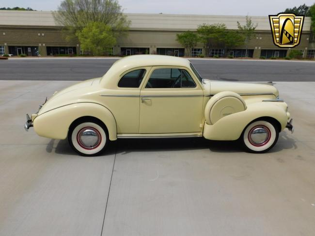 1940 Buick 2-Dr Coupe - Buick (14)