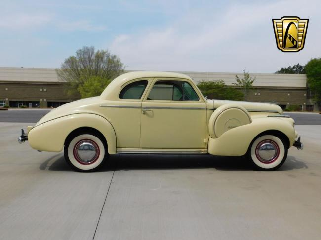 1940 Buick 2-Dr Coupe - 1940 (15)