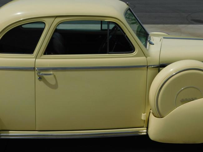 1940 Buick 2-Dr Coupe - Buick (39)