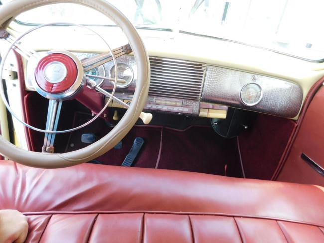 1940 Buick 2-Dr Coupe - Buick (47)