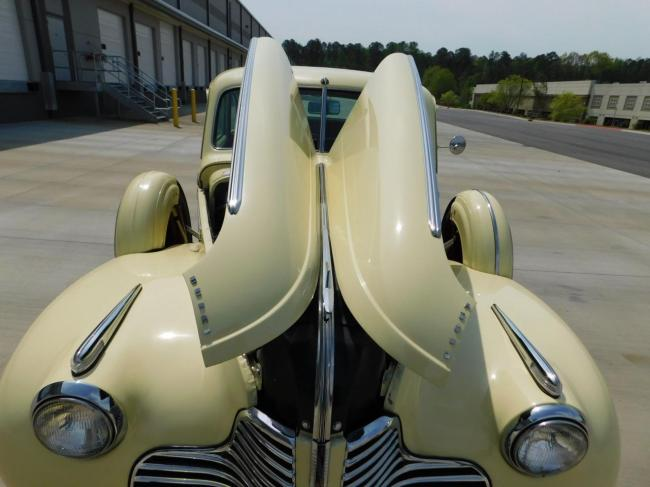 1940 Buick 2-Dr Coupe - Buick (75)