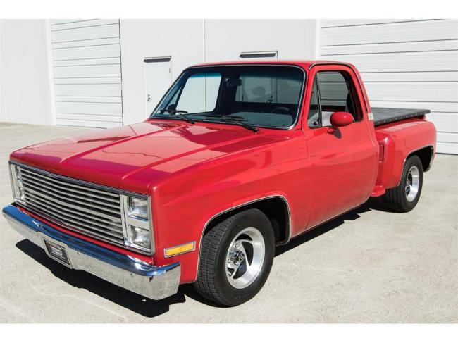 1987 Chevrolet Pickup in Fairfield, California