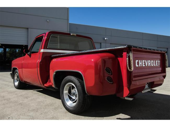 1987 Chevrolet Pickup - Automatic (3)