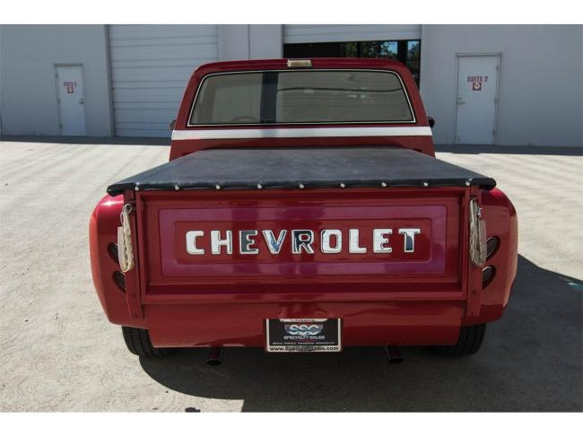1987 Chevrolet Pickup - Automatic (4)