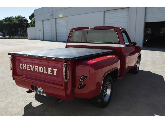 1987 Chevrolet Pickup - Automatic (6)
