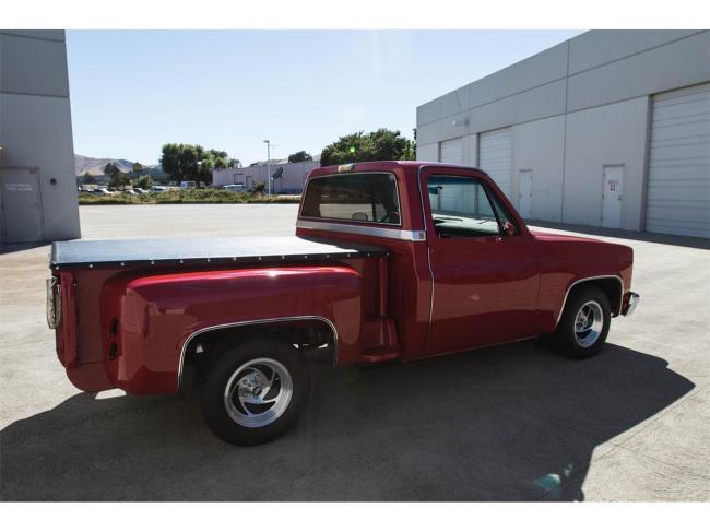 1987 Chevrolet Pickup - Pickup (7)