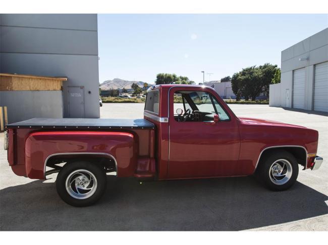 1987 Chevrolet Pickup - Pickup (8)