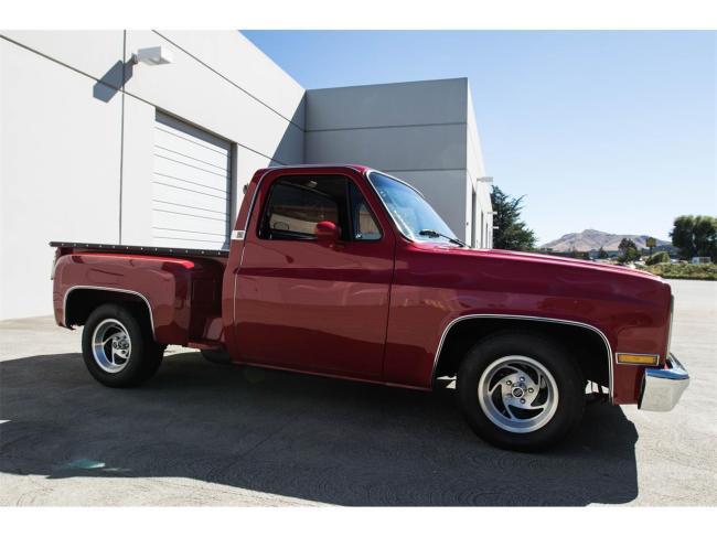 1987 Chevrolet Pickup - Pickup (9)