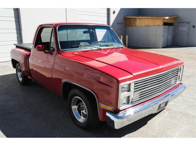 1987 Chevrolet Pickup - California (11)