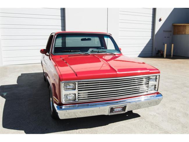 1987 Chevrolet Pickup - Chevrolet (12)