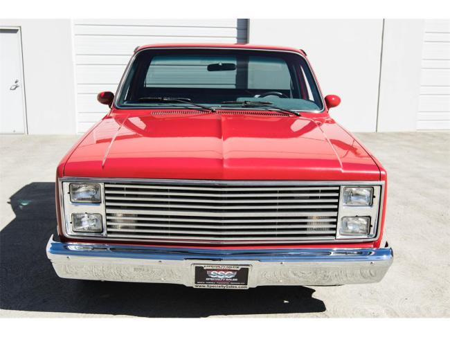 1987 Chevrolet Pickup - Pickup (13)