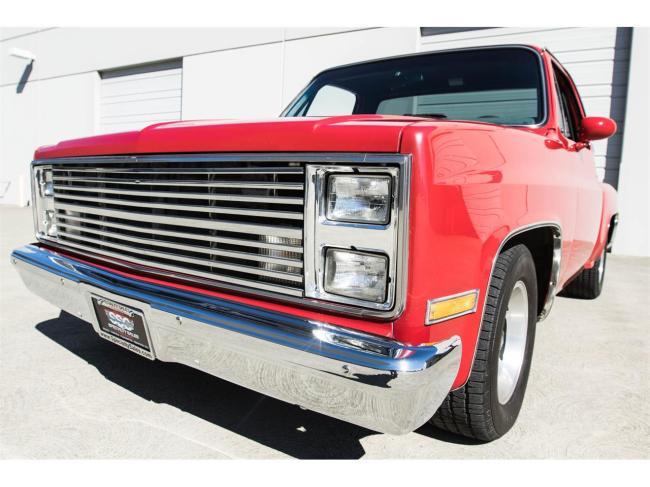 1987 Chevrolet Pickup - California (19)