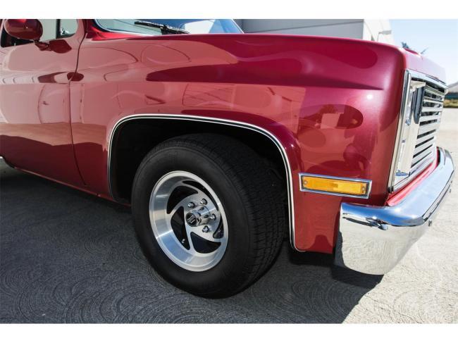 1987 Chevrolet Pickup - California (20)