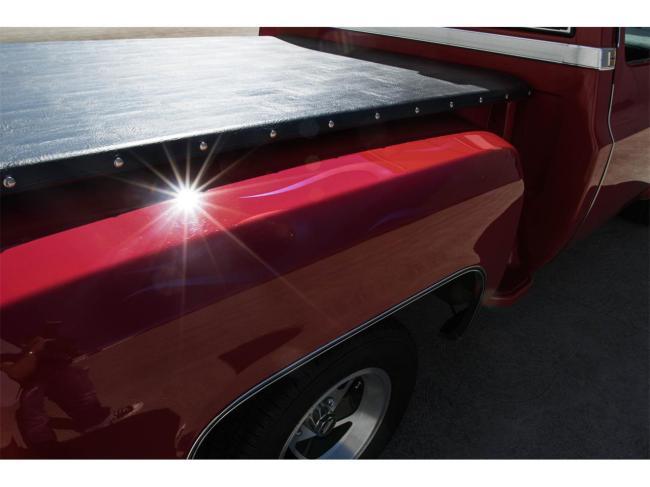 1987 Chevrolet Pickup - Chevrolet (25)