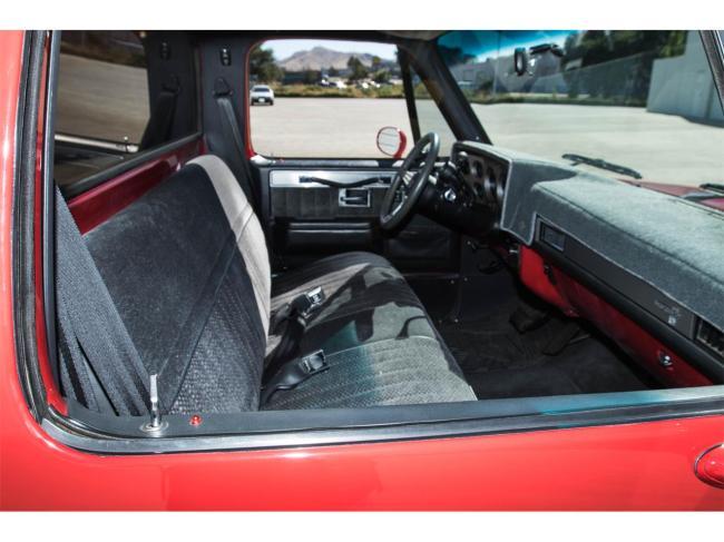 1987 Chevrolet Pickup - Pickup (26)