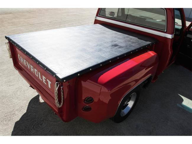 1987 Chevrolet Pickup - Pickup (28)