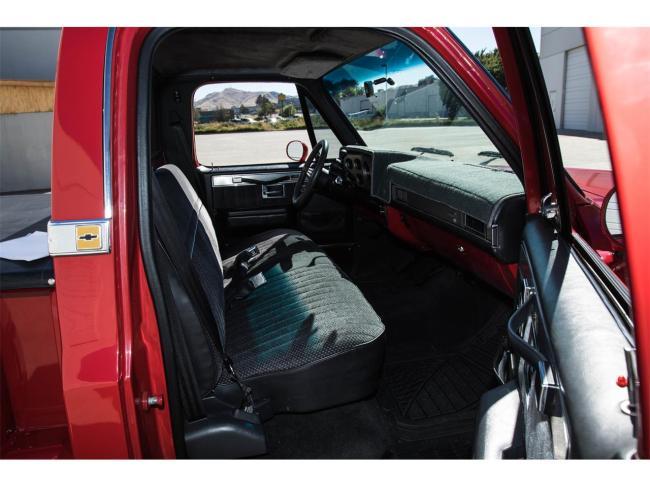 1987 Chevrolet Pickup - Pickup (30)