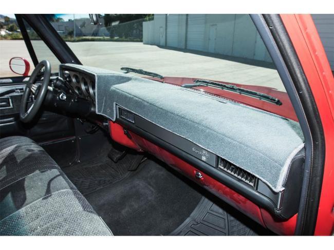 1987 Chevrolet Pickup - California (32)