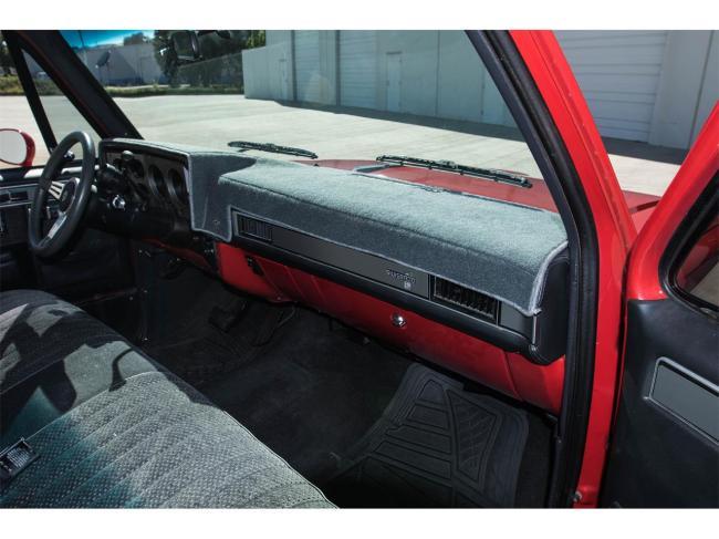 1987 Chevrolet Pickup - California (34)