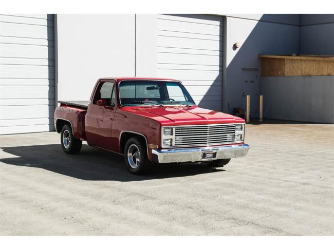 1987 Chevrolet Pickup - Automatic (59)