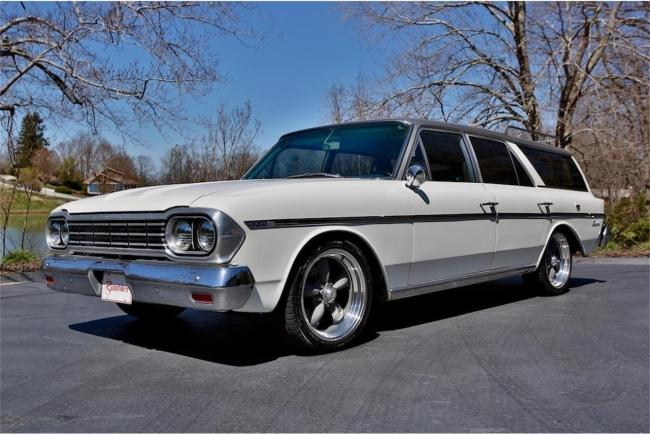 1964 AMC Rambler Station Wagon in Hendersonville, North Carolina