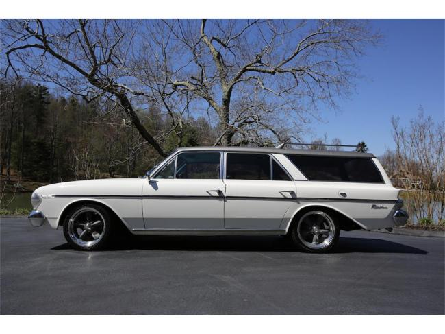 1964 AMC Rambler Station Wagon - North Carolina (4)