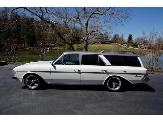 1964 AMC Rambler Station Wagon - 1964 (5)