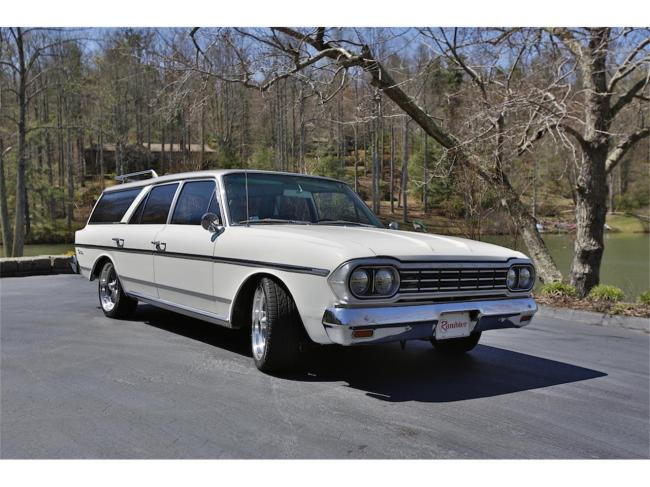 1964 AMC Rambler Station Wagon - Automatic (10)