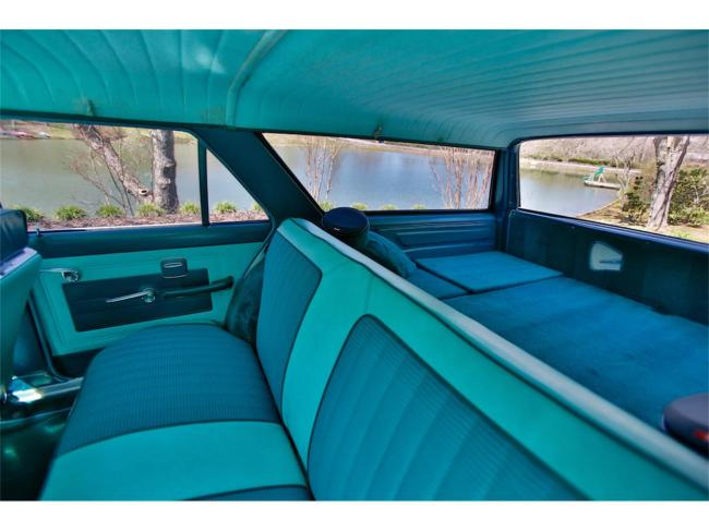 1964 AMC Rambler Station Wagon - Automatic (27)