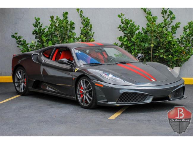 2009 Ferrari F430 Scuderia - F430 Scuderia (5)
