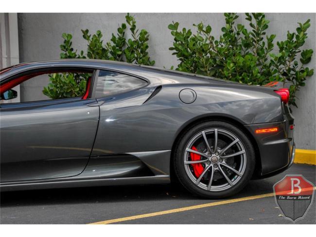 2009 Ferrari F430 Scuderia - F430 Scuderia (19)