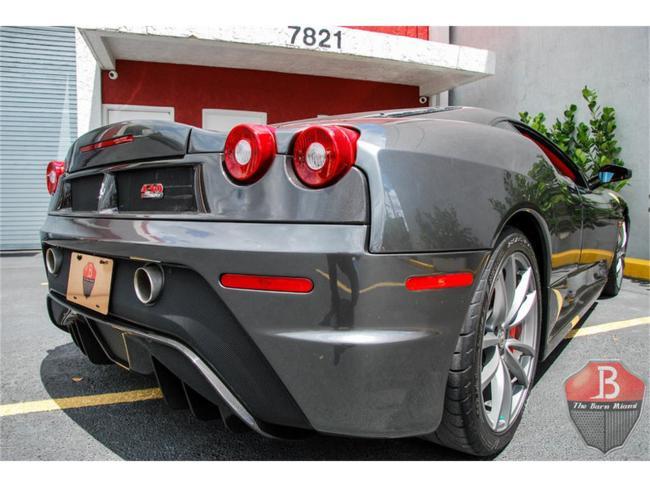2009 Ferrari F430 Scuderia - Florida (28)