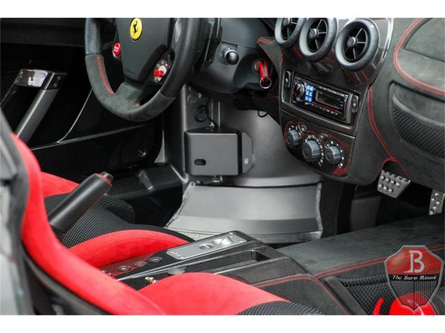 2009 Ferrari F430 Scuderia - 2009 (53)