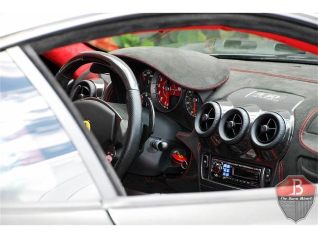 2009 Ferrari F430 Scuderia - 2009 (59)