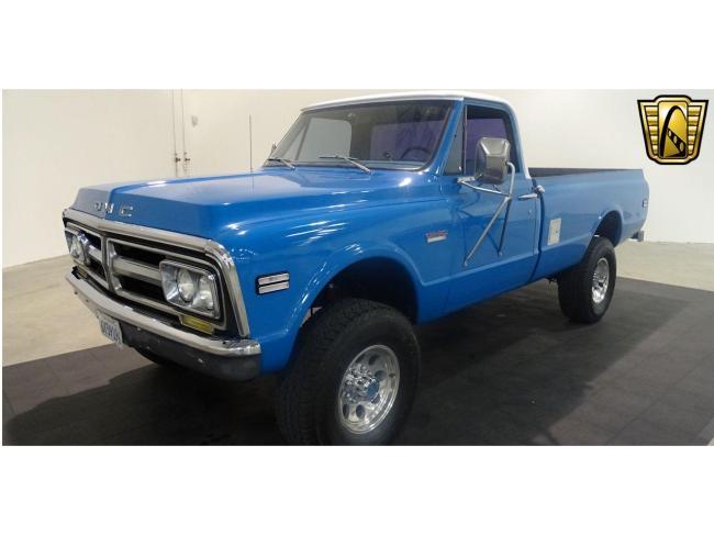 1972 GMC K20 - GMC (2)