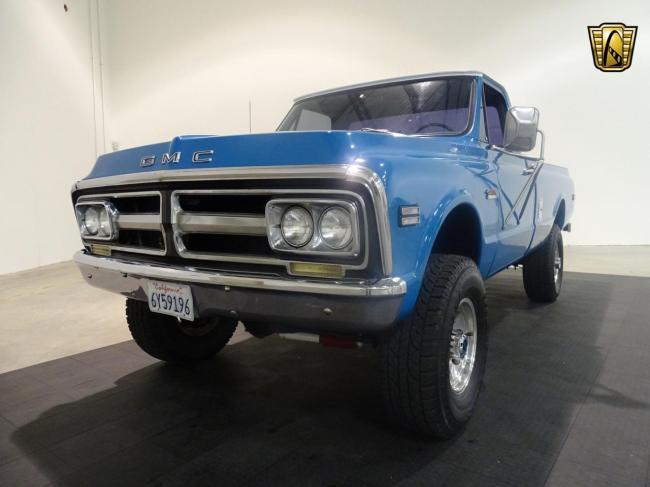 1972 GMC K20 - GMC (4)